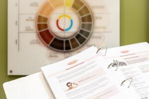 Academie PMU Hulscher Cosmetics - kleurcirkel3