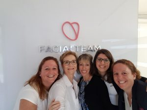 Aprils Touch en Facial Team