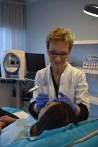 Ihrye Choi en Irma Hulscher zijn de specialisten bij Hulscher Cosmetics. Voor permanente make-up en dermatografie.
